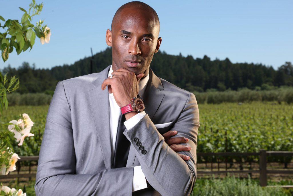 Kobe Bryant, Hublot Watches For Celebrities