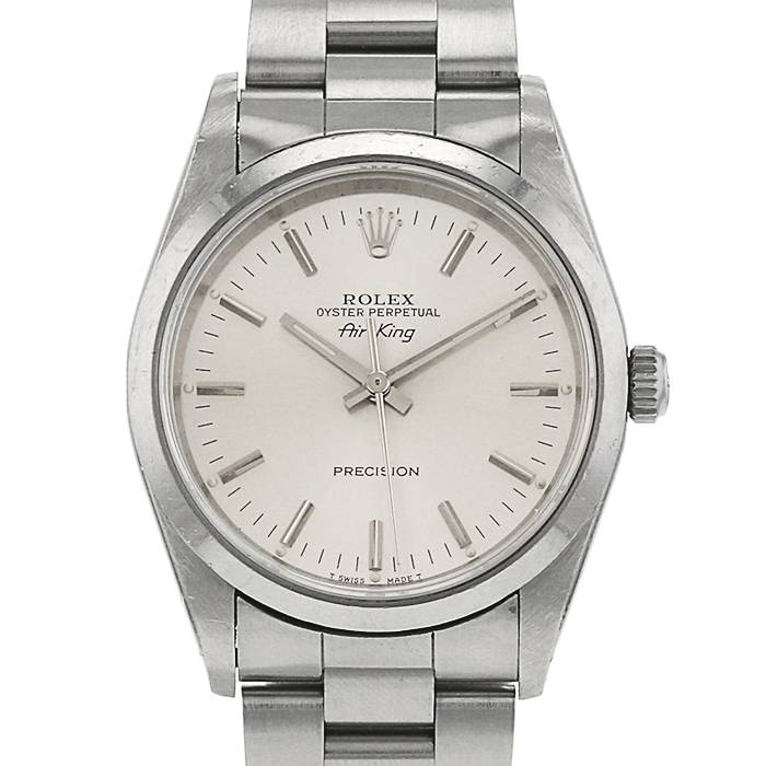 Rolex Oyster Perpetual Air King watch stainless steel
