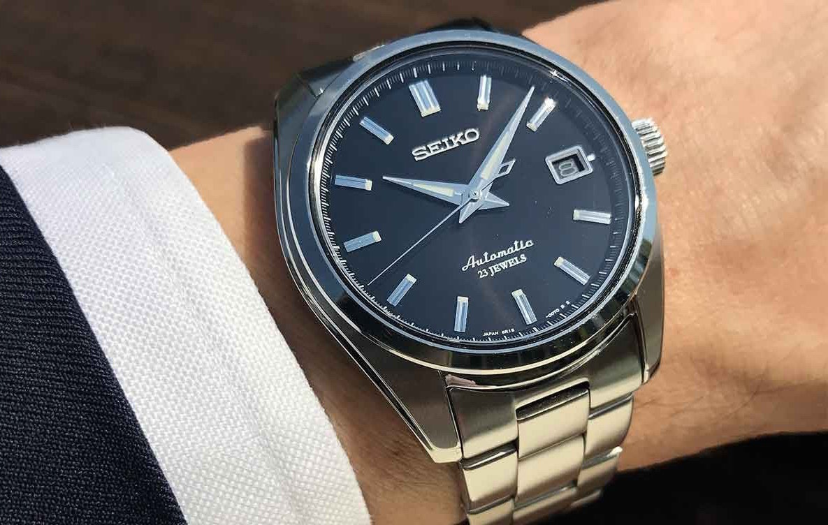 Seiko SARB033 Features