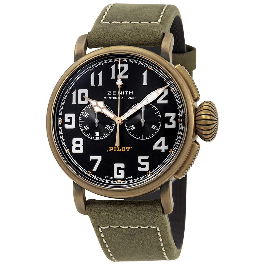 pilot watches, Zenith Pilot