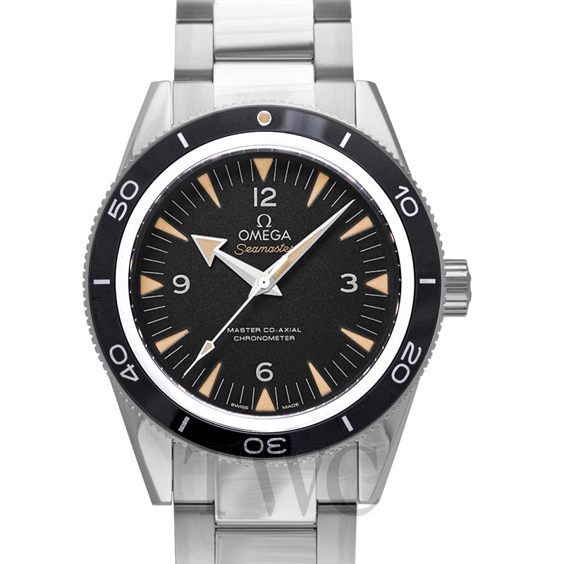 Omega Seamaster 300, Dive Watch, Ceramic, Chronometer, Unidirectional