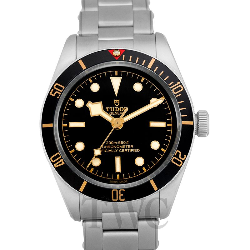 Tudor Heritage Black Bay, Dive Watch, Elegant, Sharp, Waterproof