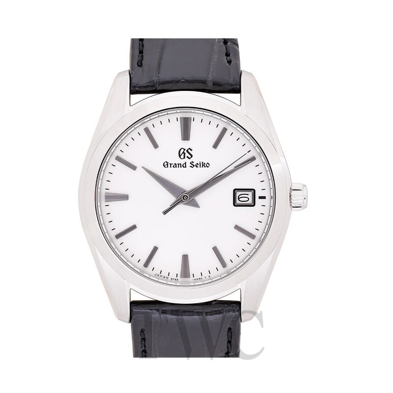 Grand Seiko 9F Quartz, Dress Watch, White, Unique, Simple
