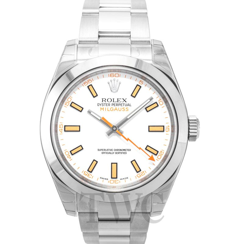 Rolex Milgauss, Affordable Watch, Valuable Watch, Collectible, Steel Coating