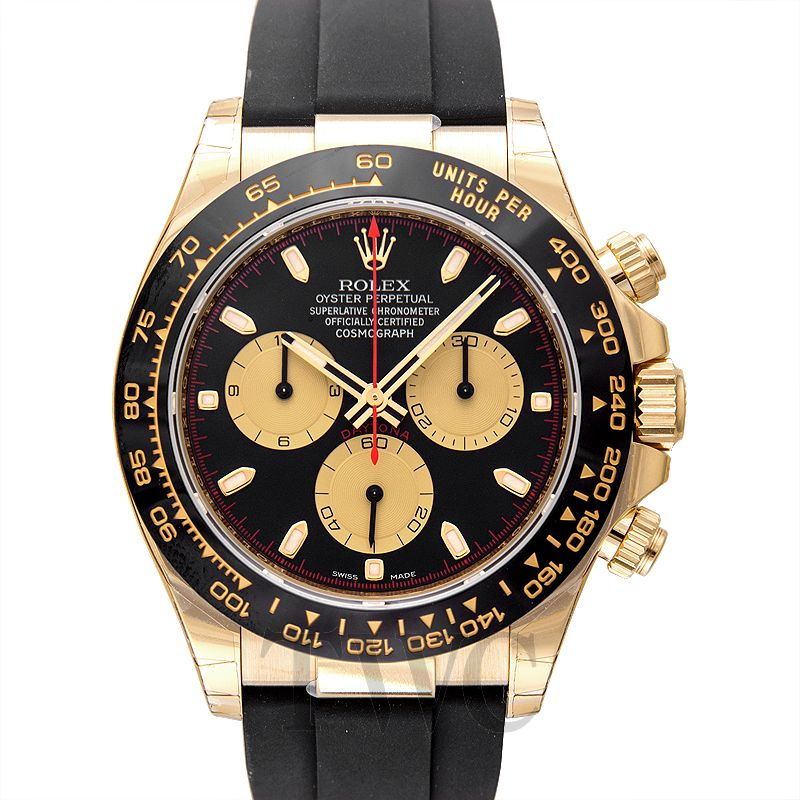 Rolex Cosmograph Daytona, Racing Watches, Gold Watch, Three Clock Design