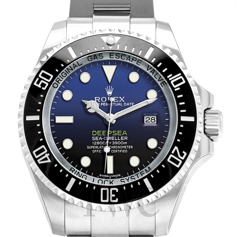 Rolex Deepsea, Mechanical Watches, Dive Watch, Water-resistant Watch, Analogue Watch