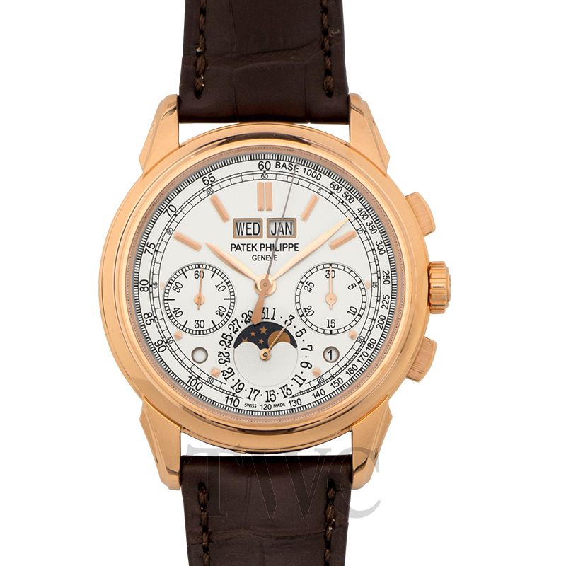 Swiss Watch, Elegant, Stylish, Mechanical Watch, Gold Watch, 5270/1R-001 Rose Gold Grand Complications