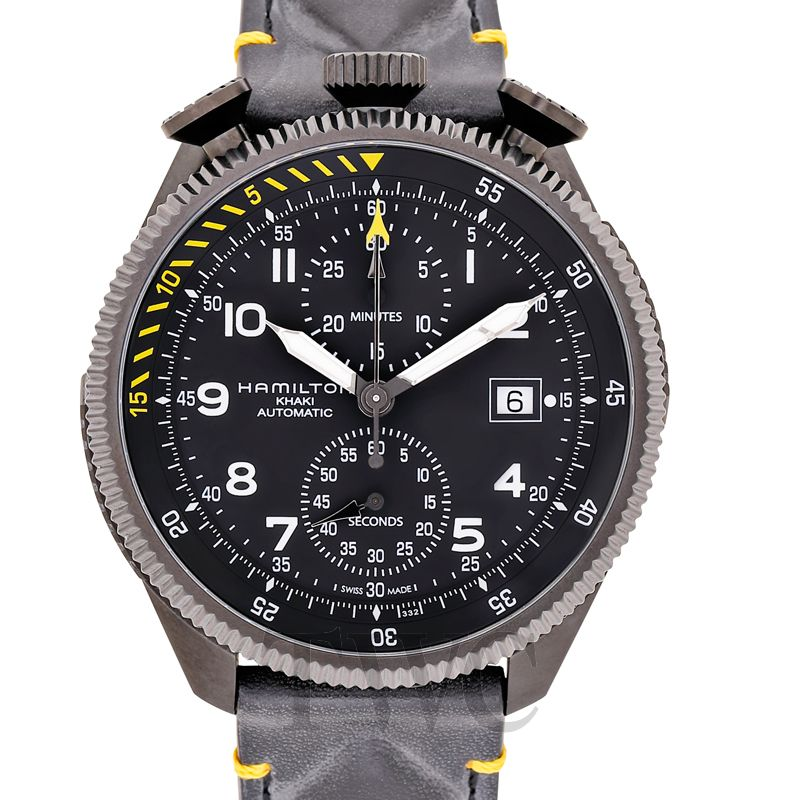 H76786733 Hamilton Khaki Aviation Takeoff Auto Chrono, Automatic, Chronograph, Mechanical Watches