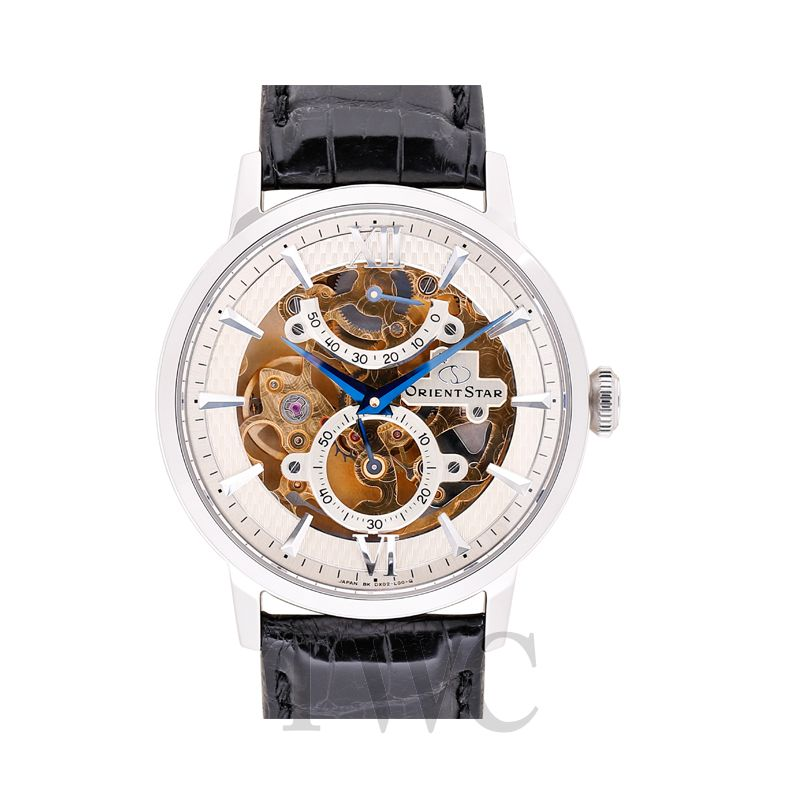 Orient Orient Star Classical Skeleton Classical WZ0041DX, Japanese Watch Companies, Leather Watch, Automatic Watch, Skeleton Watch