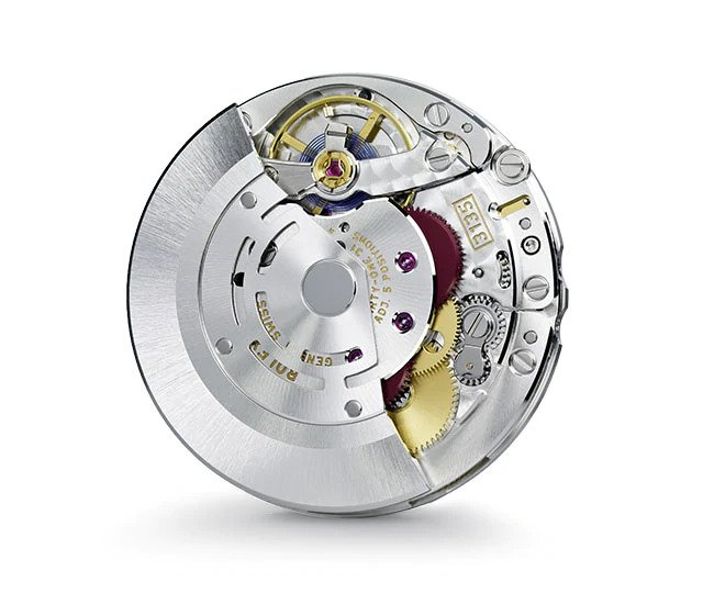 Watch Movement, Calibre 3135, Automatic Movement, Watch Power