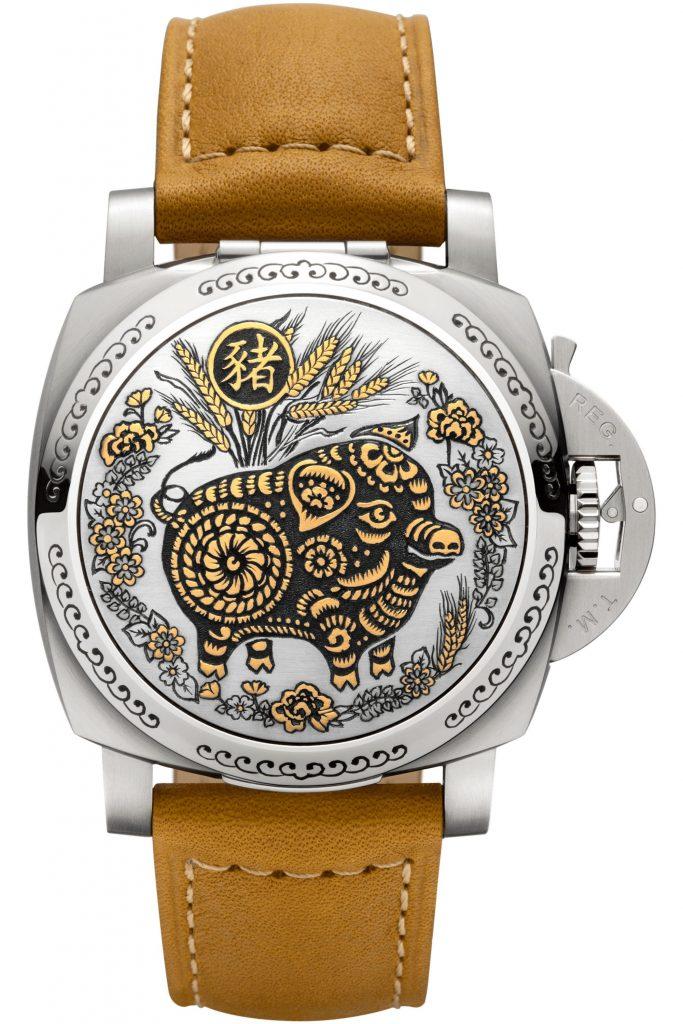 Panerai Luminor Sealand, Precise, Automatic Watch, Convenient Watch, Unique Watch, Collectible