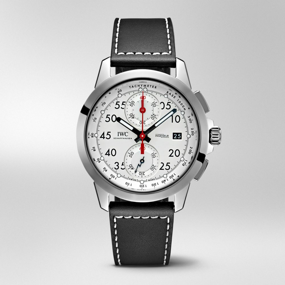 IW380902 IWC Ingenieur Chronograph Racing Watch, Time Measurement, Tachymetre, Luxury Watch, Swiss Watch