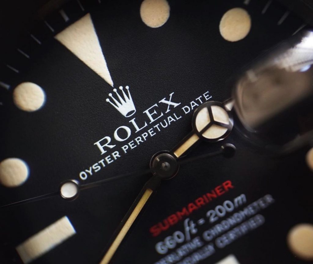 Rolex Stampings