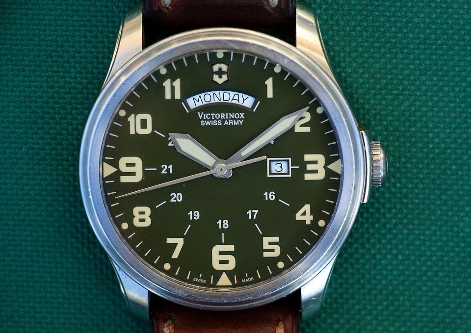 Victorinox, Swiss Army, Swiss Military Watch