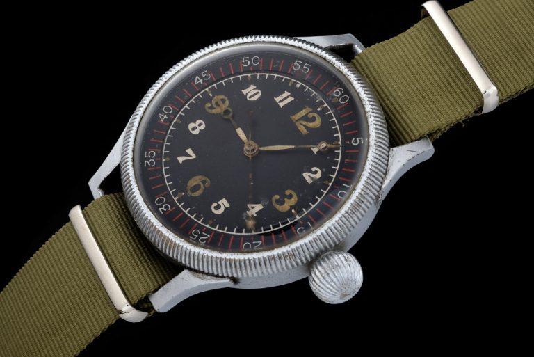 Seikosha Kamikaze, Military watch, Japanese Military Watch