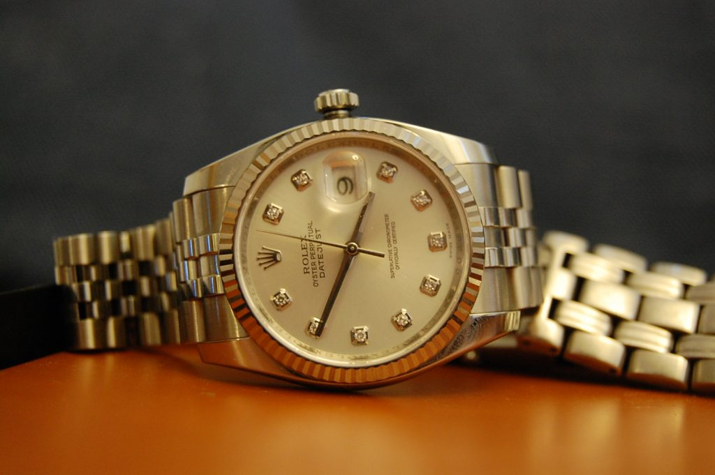 Rolex Crystals, Types of Crystals, Rolex Datejust