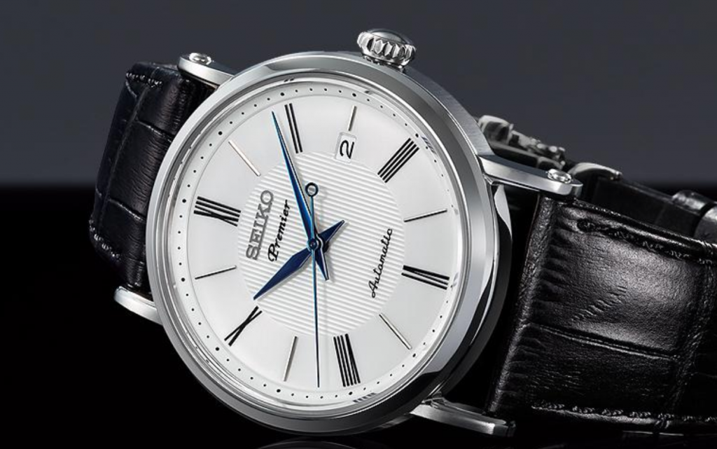 Seiko Premier Automatic, Best Automatic Watches, Swiss Watch, Analogue Watch