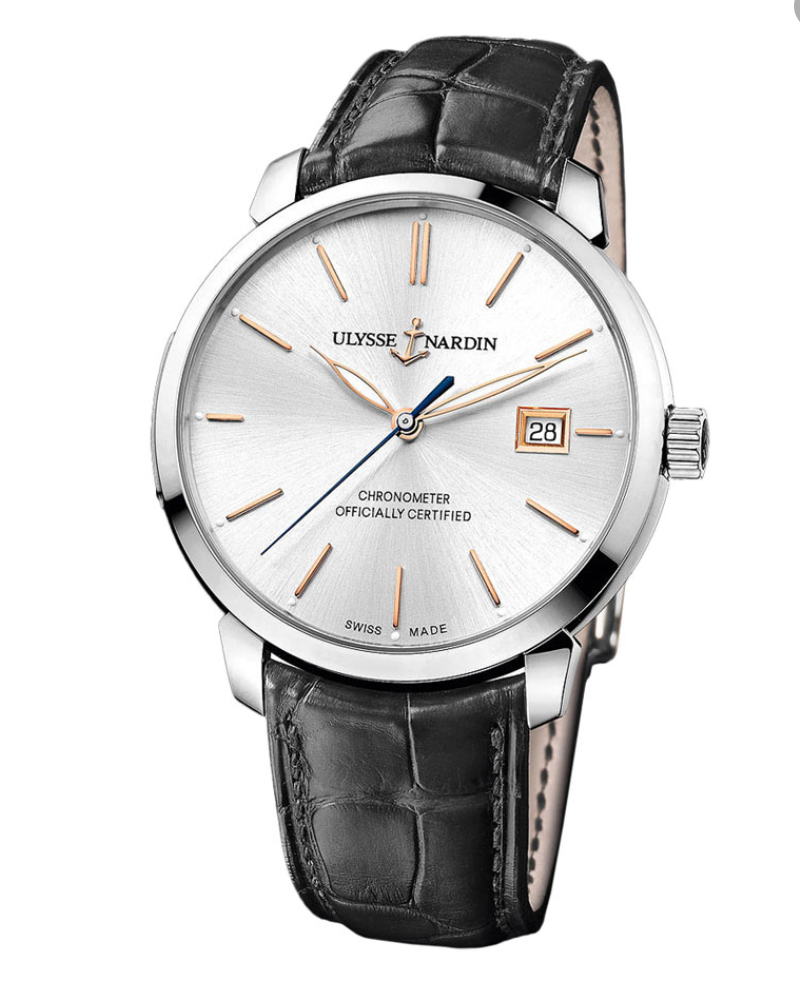 Ulysse Nardin Classico, Best Automatic Watches, Swiss Watch, Leather Watch, Analogue Watch
