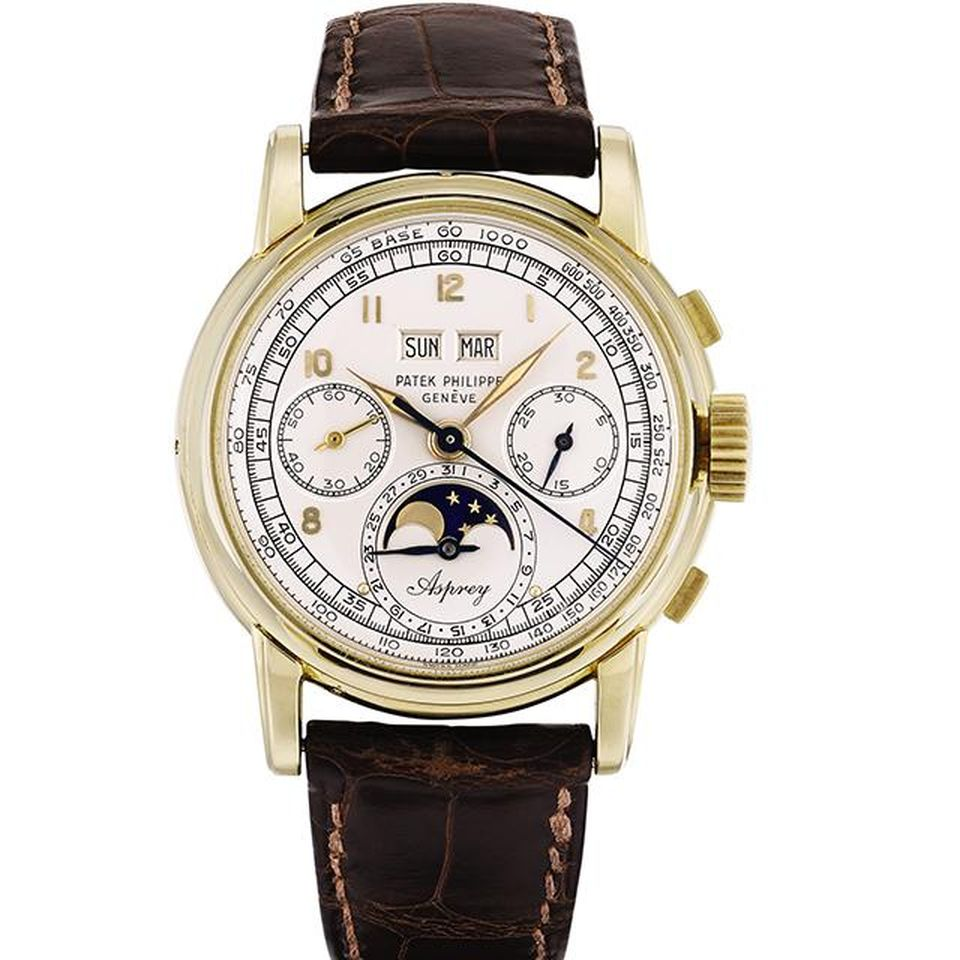 Patek 1951 Ref 2499, Most Expensive Watches, Rare Watch, Collectable, Gold Watch
