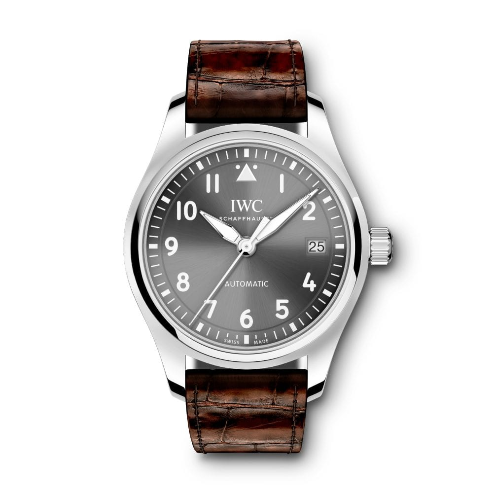 IWC Pilot Pilot's Watches Automatic Grey Dial Unisex Watch
