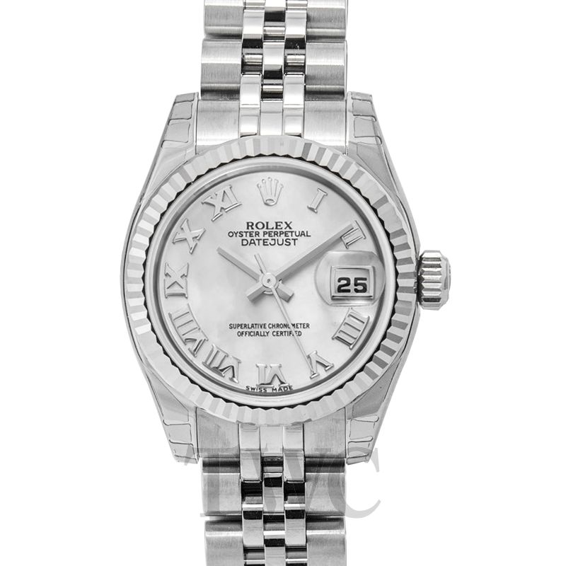 Lady Datejust 26, Rolex Oyster Perpetual, Versatile, Fashionable, Steel