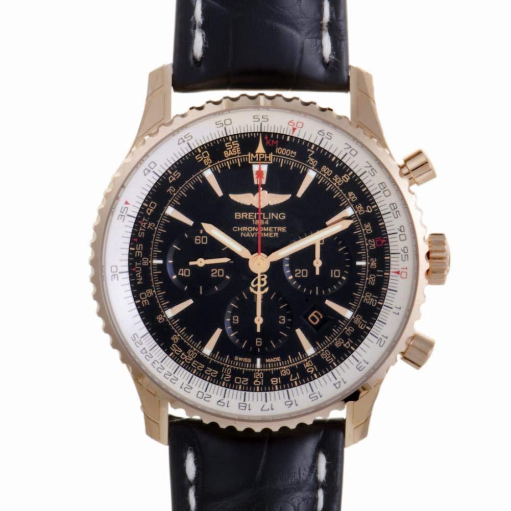 Navitimer 01, Chronometre, Water-resistant, Self-winding, Sapphire