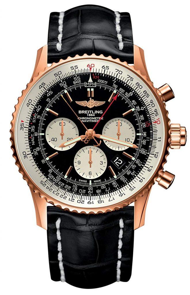 Breitling Navitimer Chronograph 45, Self-winding, Convenient, Elegant