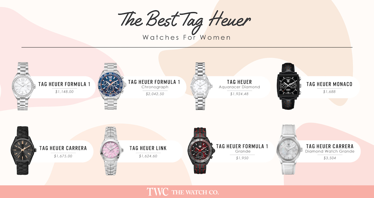 TAG Heuer, Watches For Women, Tag Heuer Women