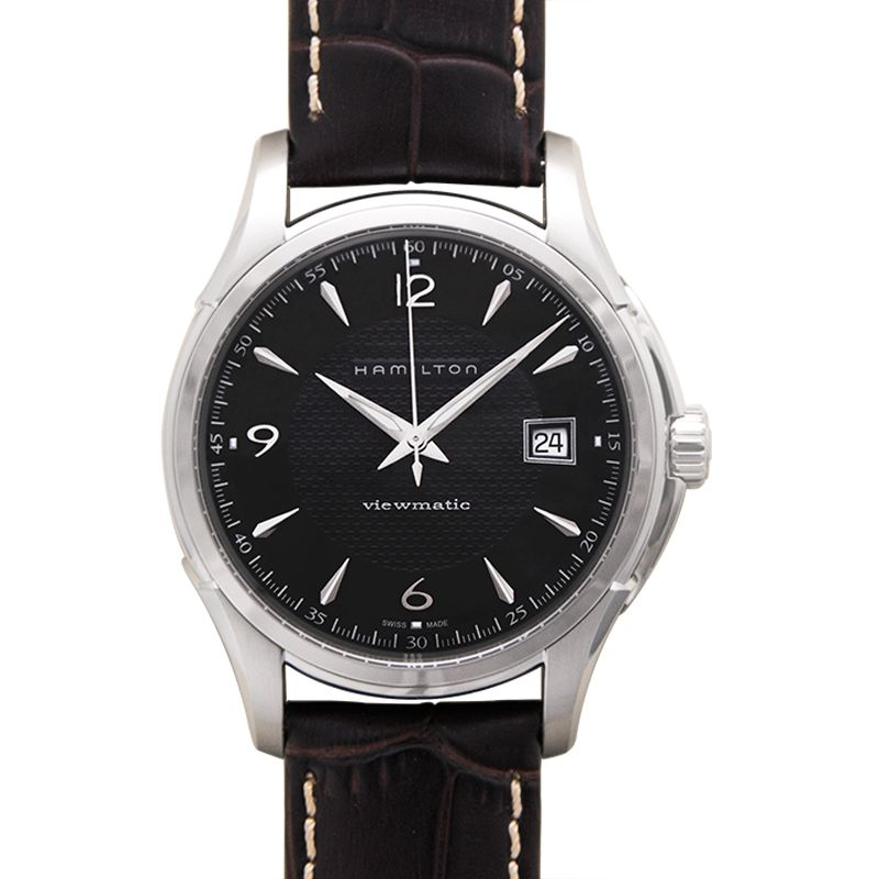 Hamilton Jazzmaster, Watches For Men Under $500, Automatic Watch, Leather Watch, Swiss Watch