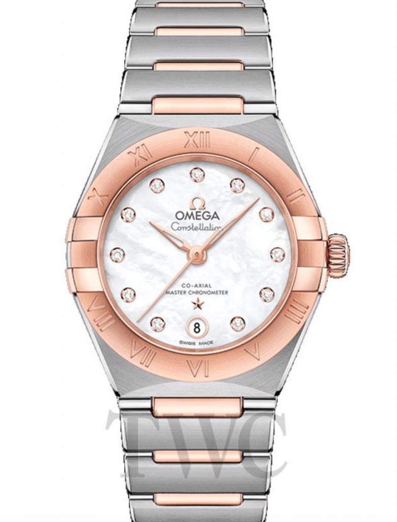 Omega Constellation Manhattan Co-Axial Master Chronometer