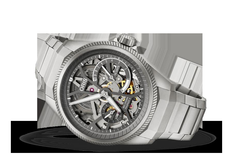 Oris Big Crown ProPilot X Calibre 115, Modern Watch, Silver Watch, Movements, Calibre