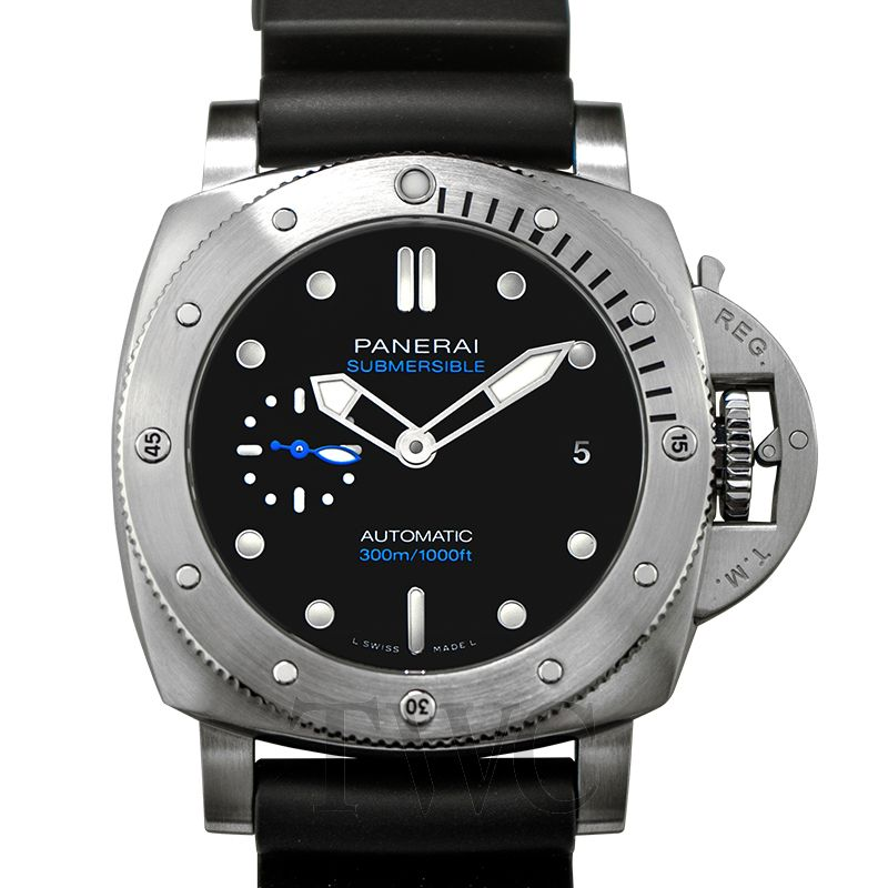 Panerai Submersible Automatic, Automatic Watch, Dive Watches, Luxury Watches, Swiss Watch