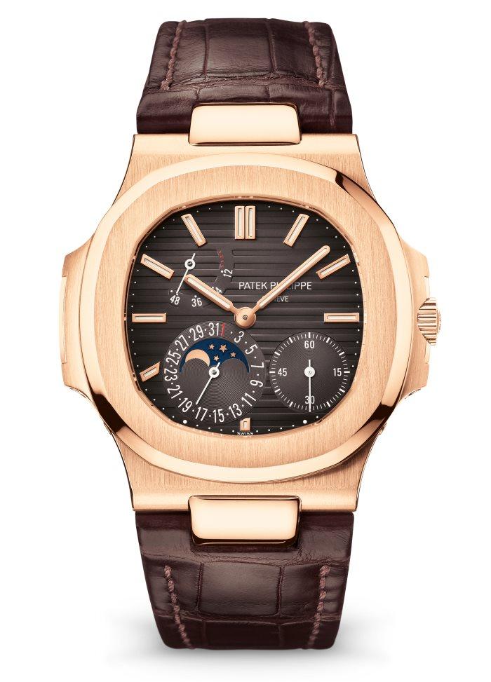 Patek Philippe Nautilus 5712R Moon Phase, Patek Philippe Nautilus Watches