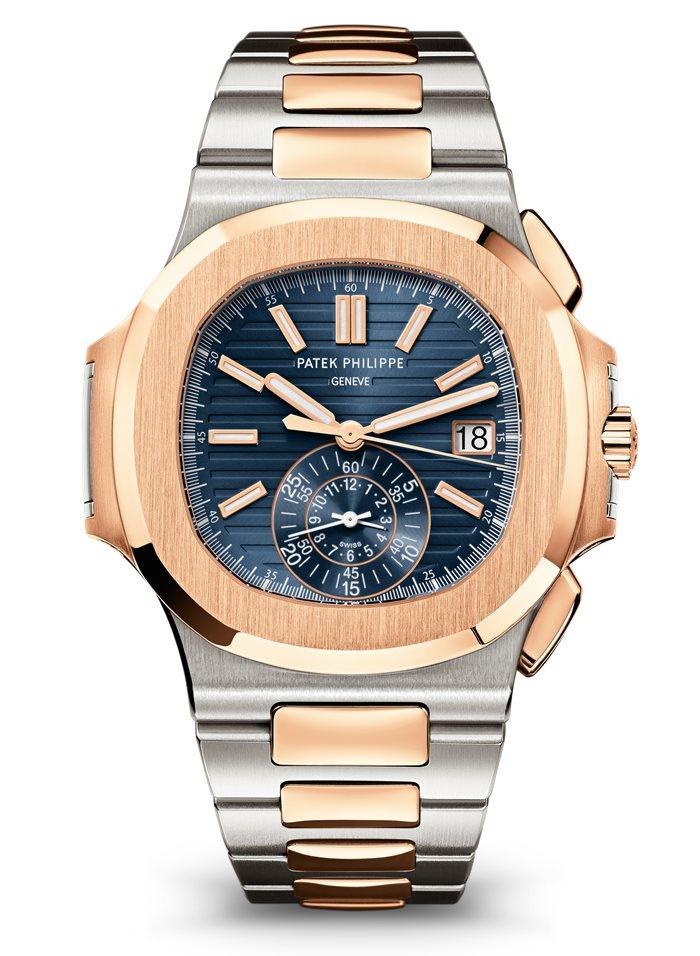 Patek Philippe Nautilus 5980/1AR Chronograph, Patek Philippe Nautilus Watches