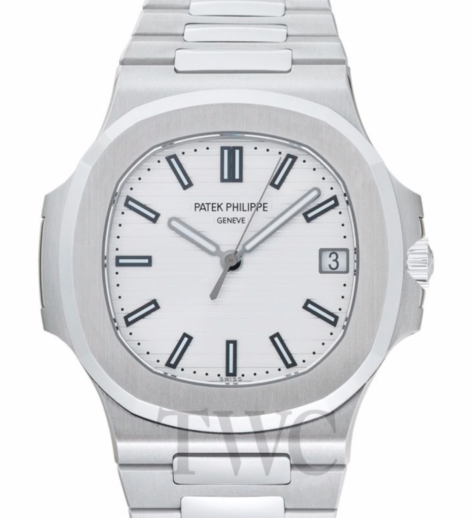 Patek Philippe Nautilus 5711/1A Sweep Seconds, Patek Philippe Nautilus Watches, Stainless Steel Watch, Date Display, Swiss Watch