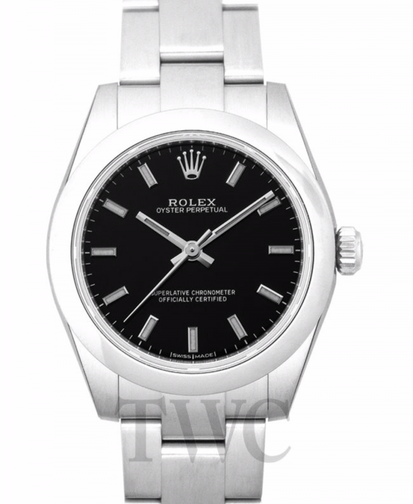 Rolex Oyster Perpetual, Cheapest Rolex Watches For Women, Silver Watch, Swiss Watch, Luxury Watch