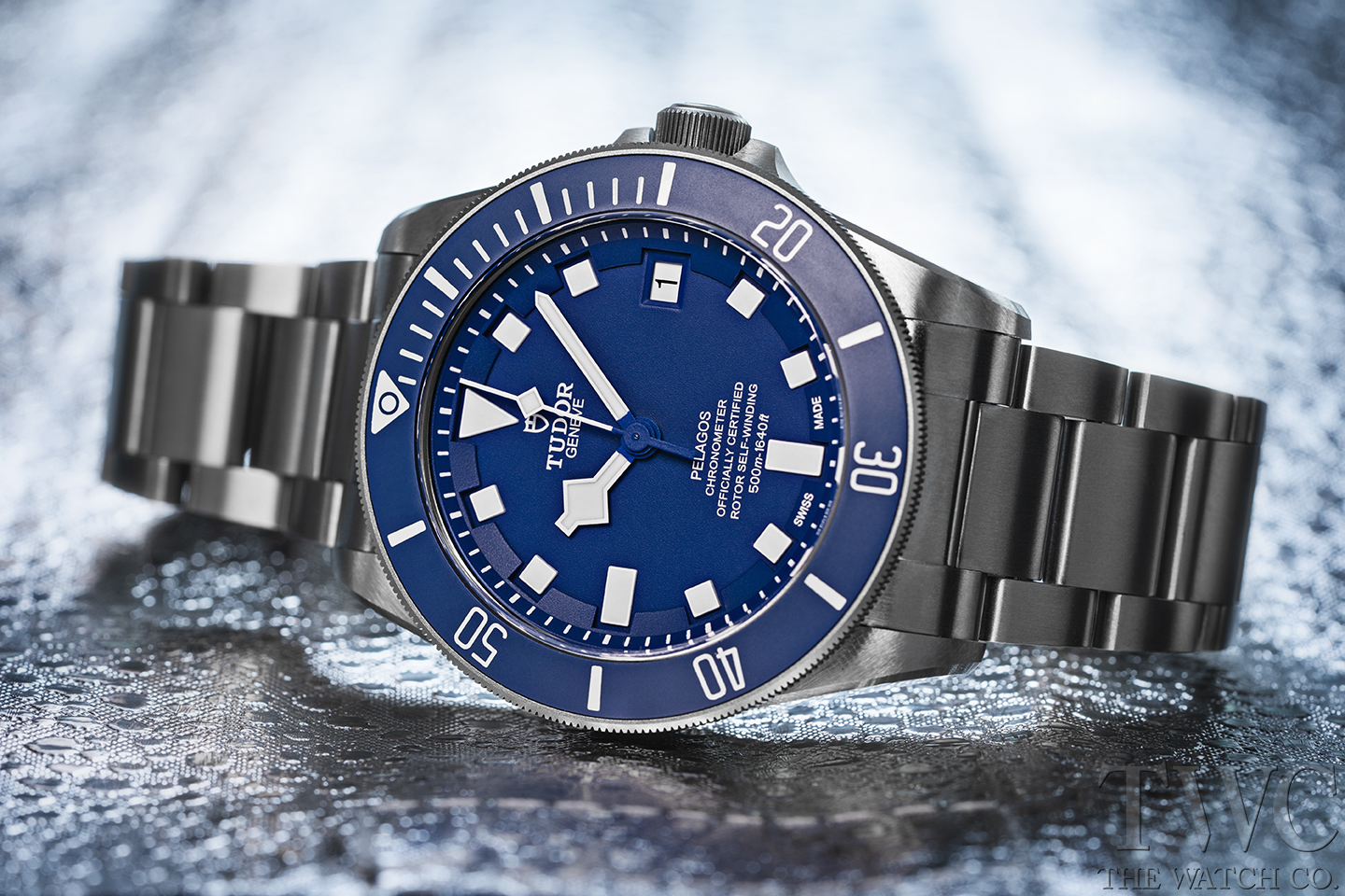 Tudor Pelagos, Luxury Watch, DIve Watch, Water-resistant Watch