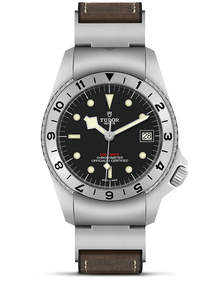 Tudor Black Bay P01, Silver Watch, Long Lasting, Dive Watches, Swiss Watch, Automatic Watch