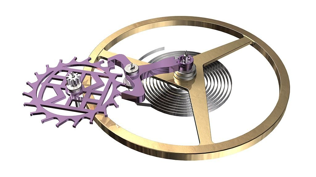 Frederique Constant Silicon Escapement Wheel, Innovation, Creativity, Invention, Watch Component