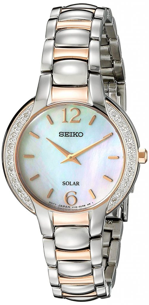 Seiko SUP256, Analogue Watches For Women, Solar Watch, Vintage Watch, Japanese Watch