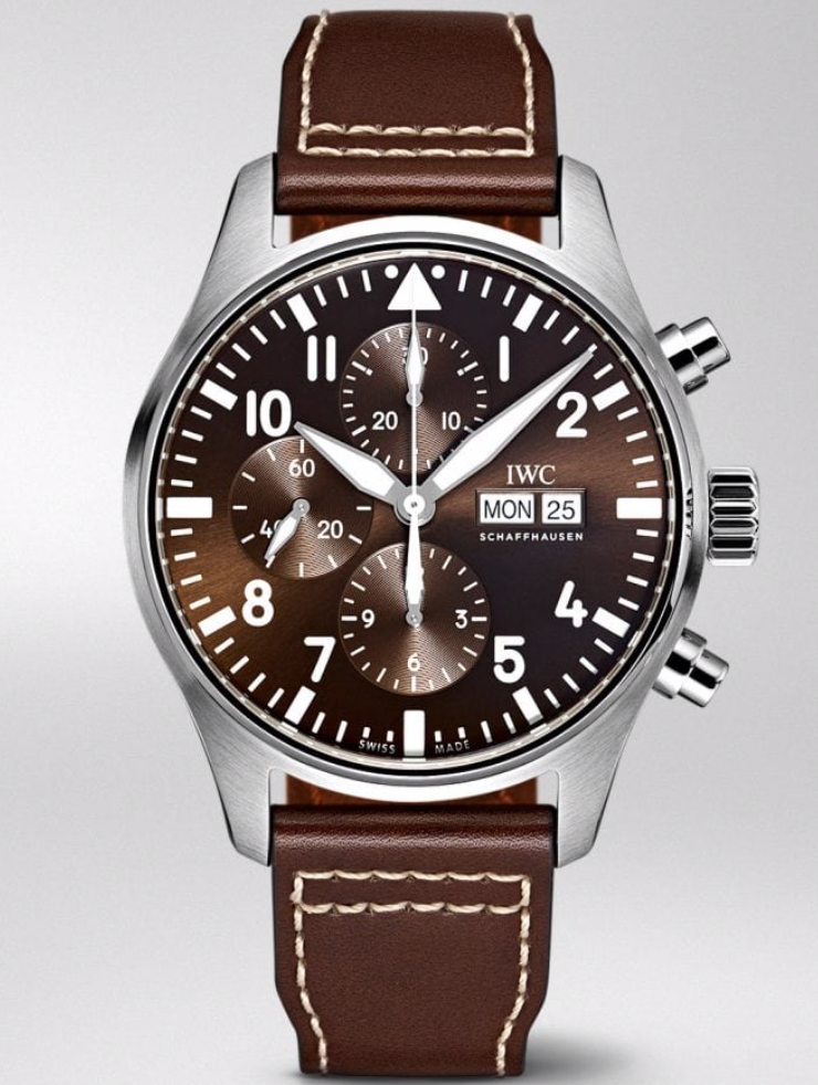 IWC Pilot Antoine de Saint Exupery Chronograph Edition