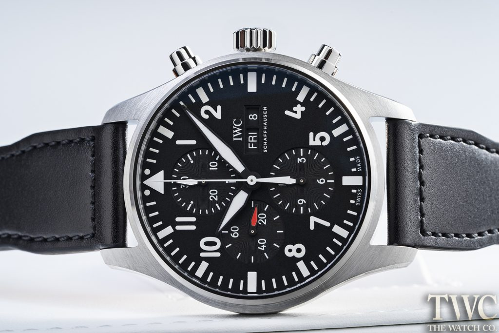 IWC Pilot Chronograph Automatic