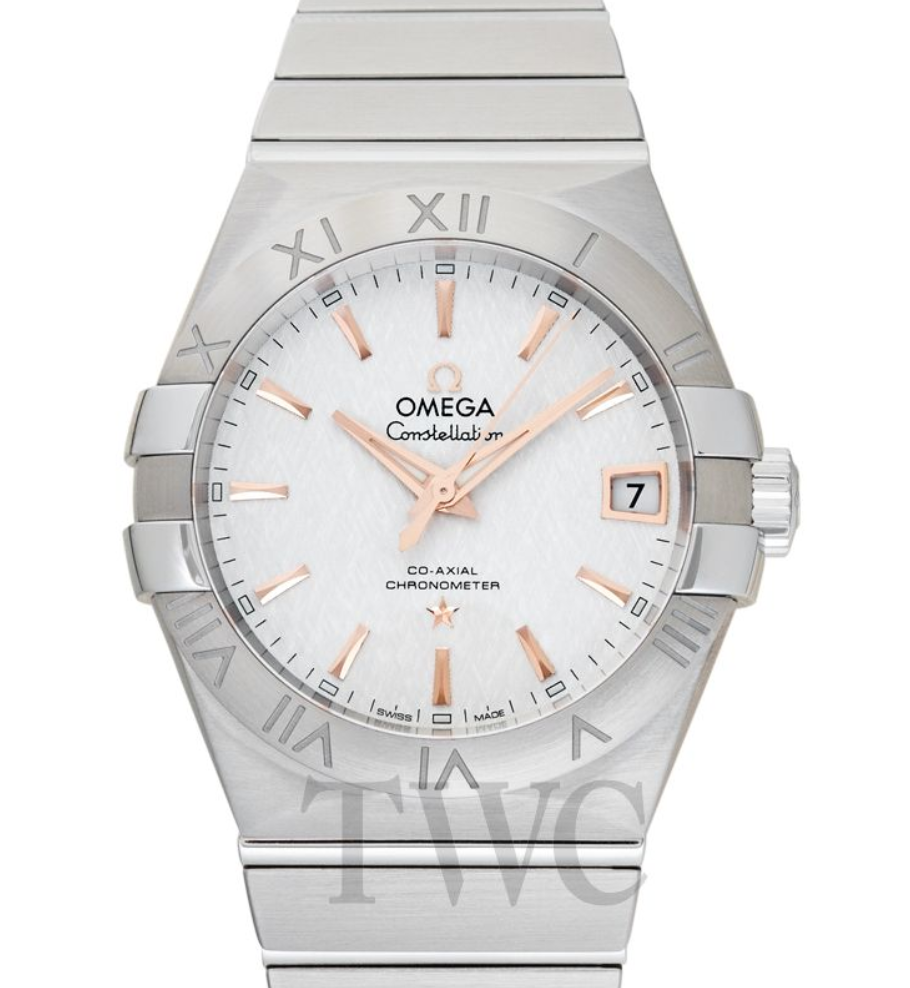 Omega Constellation Co‑Axial Automatic 38mm