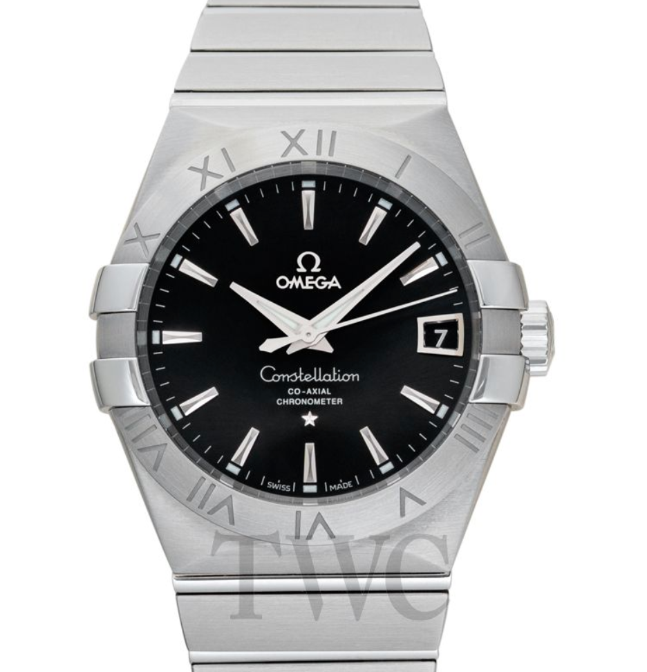 Omega Constellation Co‑Axial Chronometer