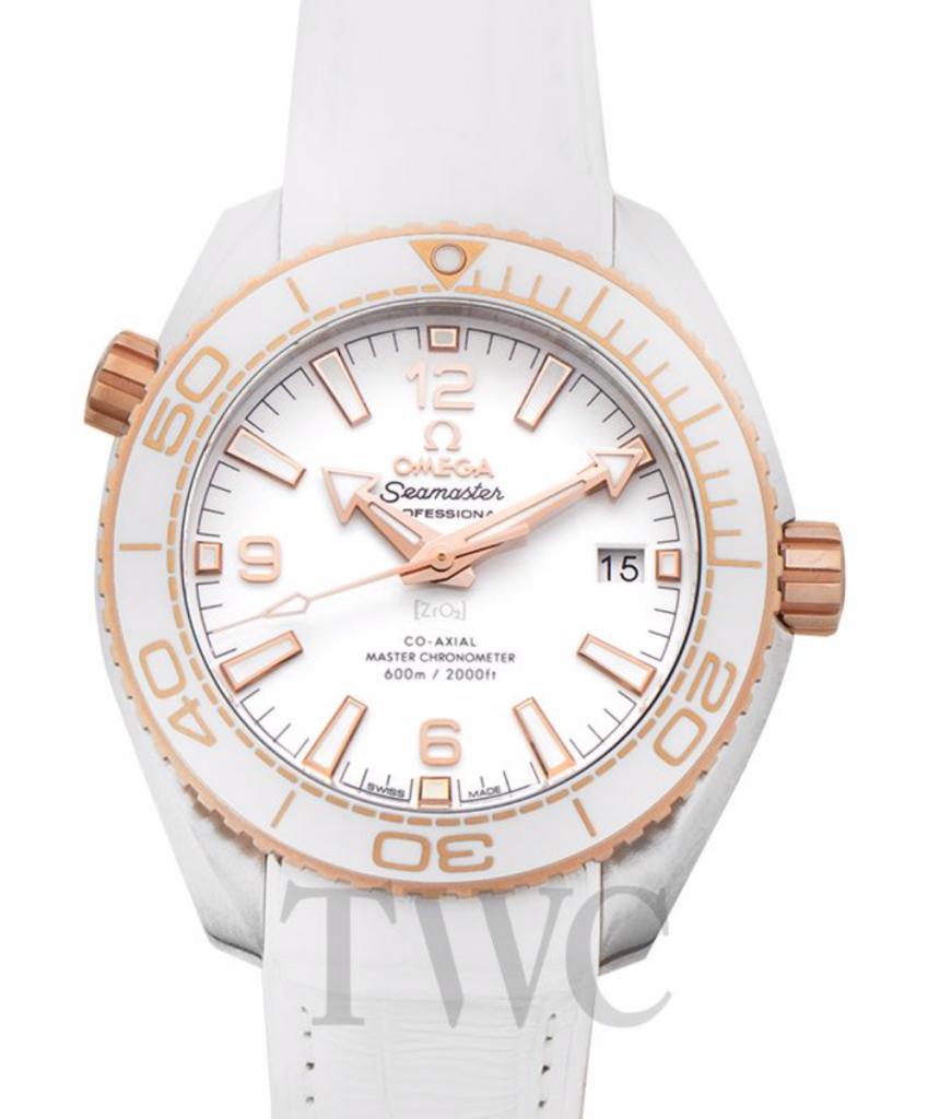 Omega Seamaster Planet Ocean 600M CoAxial Master Chronometer