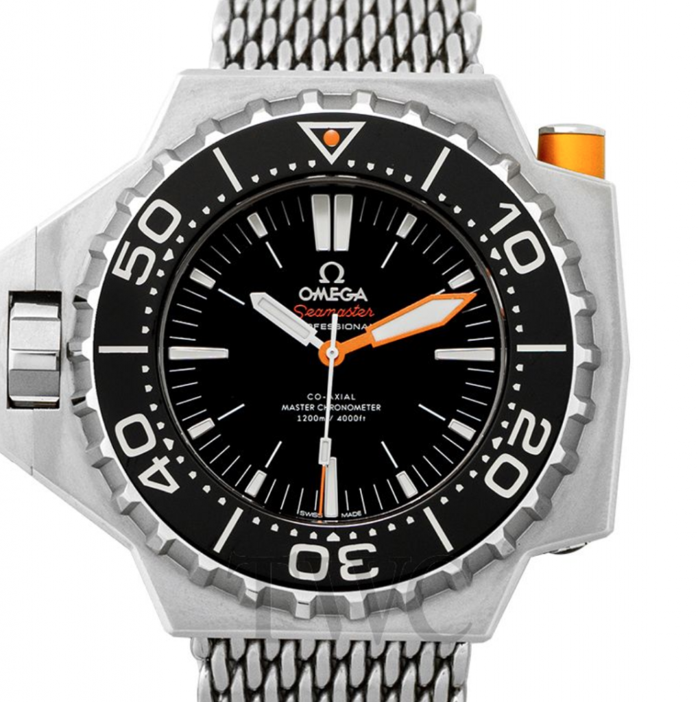 Omega Seamaster Ploprof 1200M Co-Axial Master Chronometer, Omega Vs. Rolex, Dive Watch, Water-resistant Watch