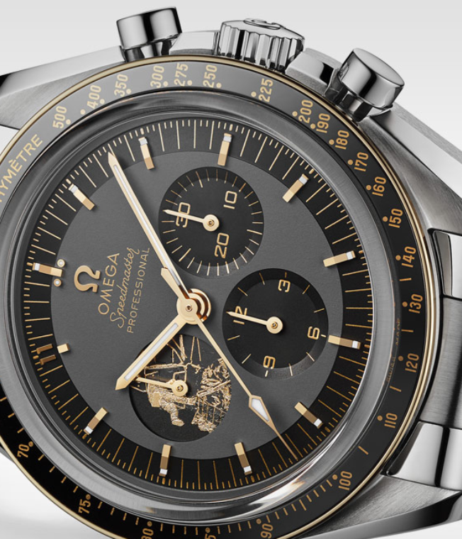 Omega Seamaster Moonwatch, Chronograph Complication