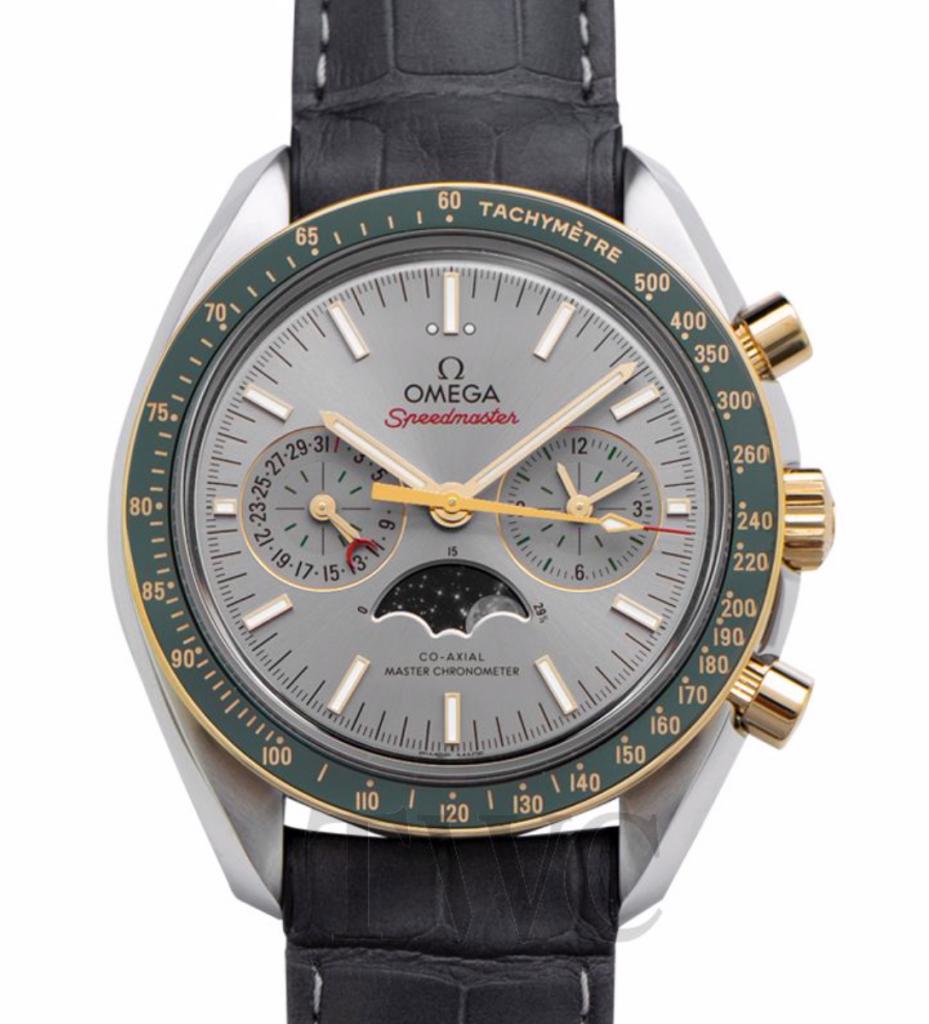 Omega Speedmaster Co‑Axial Master Chronometer Moonphase Chronograph