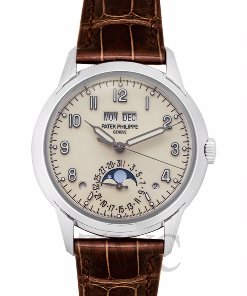 Patek Philippe Grand Complications Moonphase