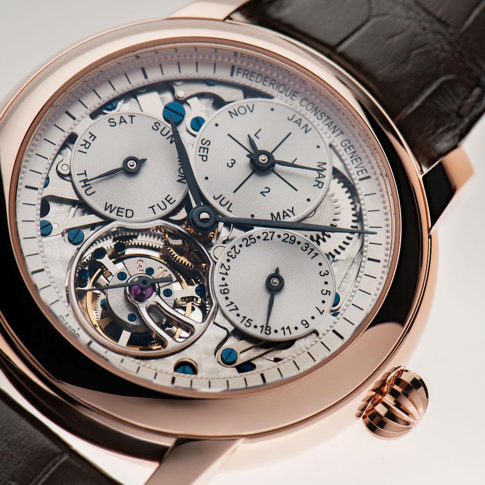 Frederique Constant Tourbillon, Watch Functions, Skeleton Watch, Swiss Watch, Luxury Watch